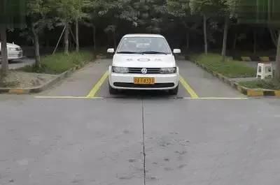 驾考靠边停车步骤