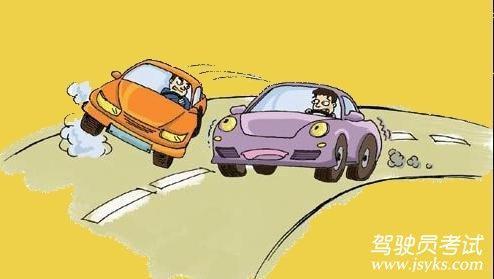 科目三:驾照考试中容易出现的七个失分点