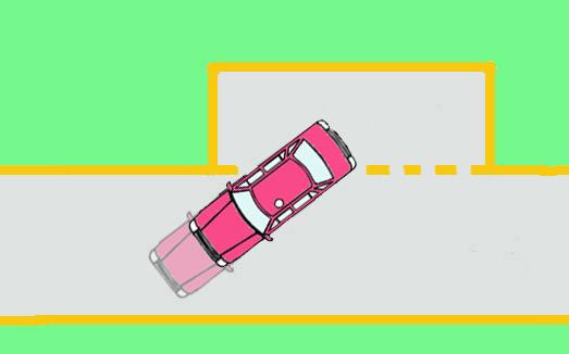 【驾考技巧】侧方停车技巧
