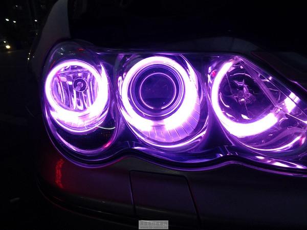驾考宝典:汽车的灯光使用方法