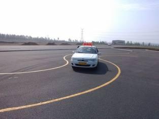 视频: 曲线行驶