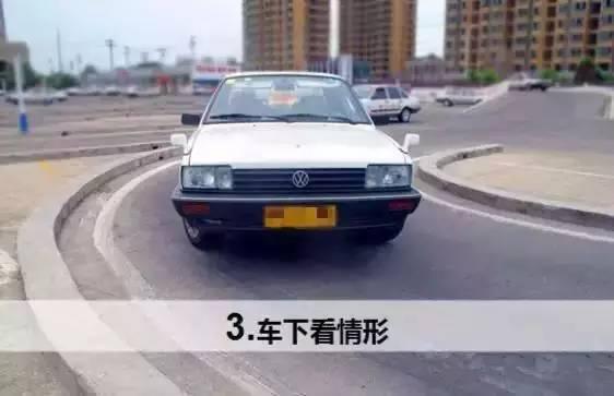 科目二s路曲线行驶技巧