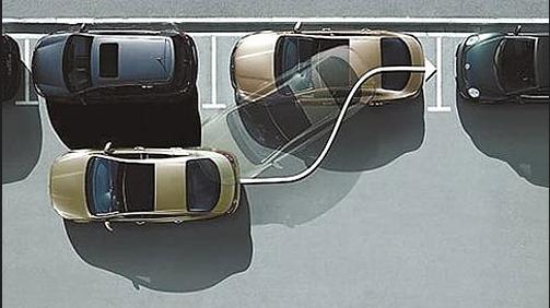 新手侧方停车技巧分析_开车技巧_驾考宝典
