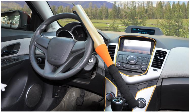 汽车方向盘锁多少钱 有必要装方向盘锁吗