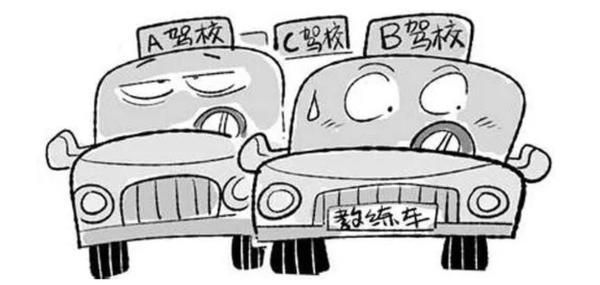 大学练车成常态,今年夏天和考驾照更配哦!图片